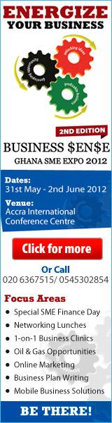Ghana SME Expo 32012