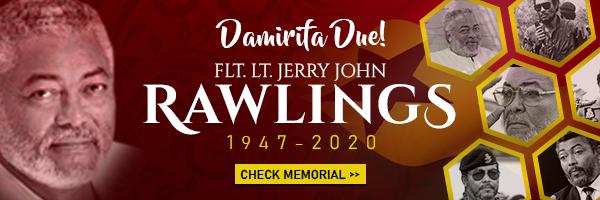 Jerry John Rawlings Memorial