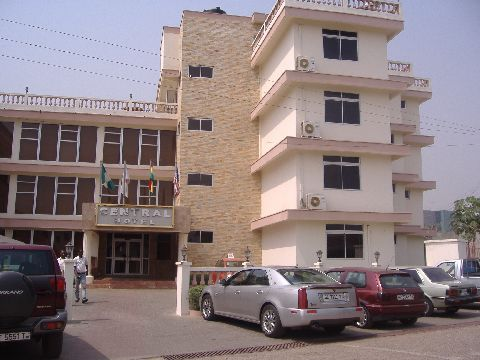Central Hotel Accra Greater Region