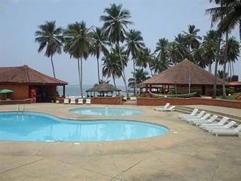 Coconut Grove Beach Resort Elmina Central Region