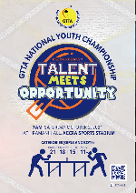 Over 300 players will participate in the National Youth Champs on Saturday