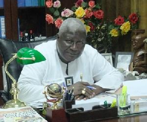 Torgbor Mensah was AAG president till his demise