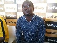 Former Ashantigold coach,  Charles Kwabena Akonnor