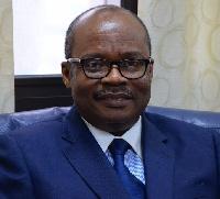 Bank of Ghana Governor, Dr Ernest Addison