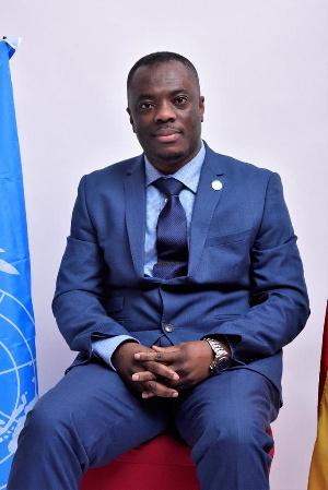 Rev Atta Badu Snr is a Peace Ambassador for the United Nations