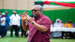 'Akufo-Addo has turned Jubilee House into 'clearing house for wholesale corruption' – Mahama