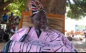 Zackaria Seidu Yahaya is the Chief of Kafaba in the Savannah Region