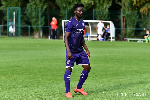 Dauda Mohammed named in Anderlecht's squad for the first time this season