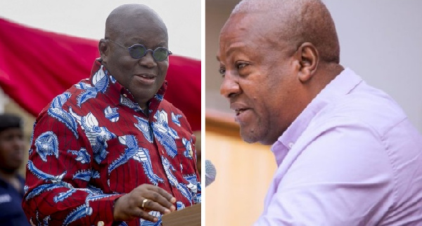Akufo-Addo responds to John Mahama's amended election petition
