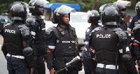 Reports indicate that Ghana Police Service have less weapons to clamp down armed robbers