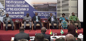 Some members of the Association of African Maritime Administrators