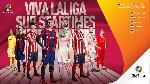 Bumper action in La Liga on StarTimes