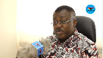 Professor of Surgery at the University of Ghana Medical Centre, (UGMC), Prof. Joe Nat Clegg-Lamptey
