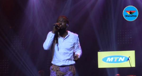 Samini idolizes Bukbak, T-Blaze, others at MTN Music Festival