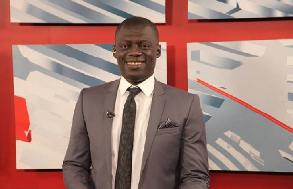 Sports journalist Michael Oti Adjei named Vice chairman of Referees Committee
