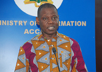 Director-General of the Ghana Health Service, Dr. Patrick Kuma-Aboagye