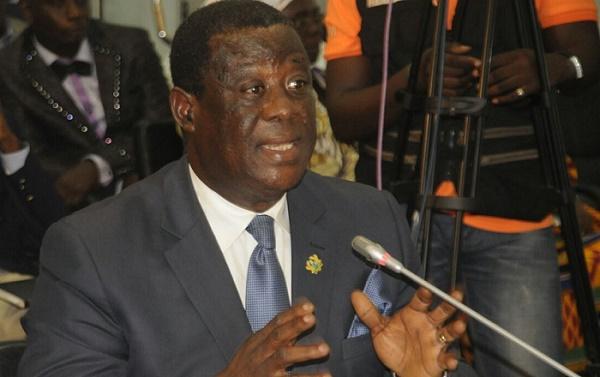 Kwasi Amoako-Atta, Minister for Roads and Highways