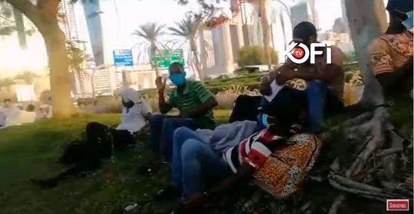 Coronavirus: Over 200 stranded Ghanaians in Dubai cry for govt intervention