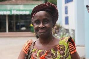 Ajoa Yeboah-Afari, the author