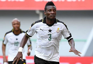 Coach Grant has confessed that Gyan's absence was felt despite Ghana's win over DR Congo.