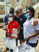 KiDi, DopeNation, Mr Drew perform at Oswald's 'Our Day', as gifts pour in for him
