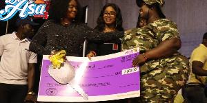 Precious Mensah (PM), Winner of Di Asa Season Three