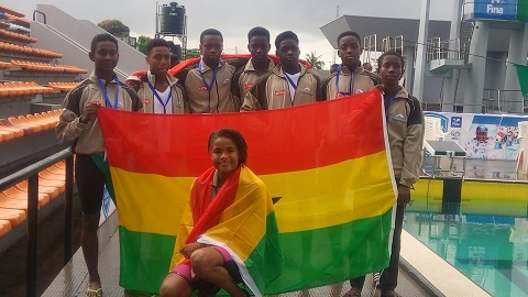 GSA to inaugurate LOC for 14th CANA African Championship