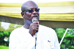 Former Mayor for Kumasi Metropolitan Assembly, Michael Kojo Bonsu