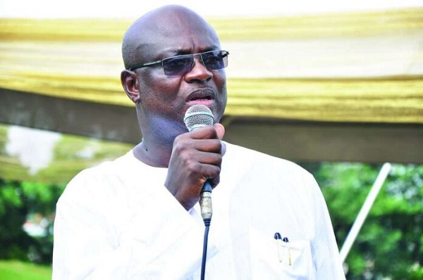 NDC needs a new face – Kojo Bonsu declares intention to contest Presidential primaries