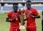 Ghanaian duo clinch Zambia Super League title with Nkana FC