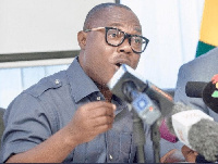 Professor Ransford Gyampo is a Political Science lecturer at the University of Ghana,