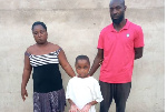 The Couple were arrested by the Akuse Police after the incident happened at Kpong three months ago