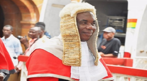 Opuni's trial: Justice Dotse admits meeting Godfred Dame in chambers