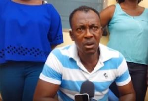 Former Asante Kotoko defender, Edward Agyemang Duah