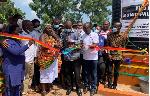 NPA hands over 22 solar powered mechanised boreholes to 12 municipal assemblies