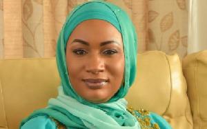 Samira Bawumia is the wife of Vice-President Dr Mahamudu Bawumia