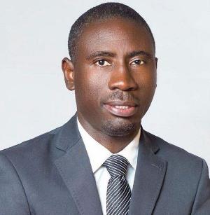 NDC Parliamentary Candidate for Efutu Constituency, Dr. James Kofi Annan