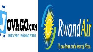 Jovago partners with Rwandair in Ghana
