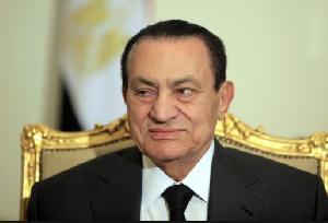 Hosni Mubarak was Egypt's president for almost 30 years