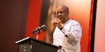 Recruitment under Akufo-Addo govt not based on merit - Mahama