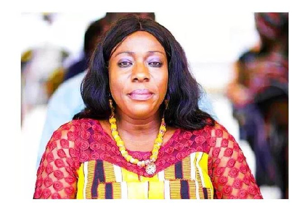 Catherine Afeku using police to intimidate us – Evalue Gwira NDC
