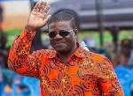 NDC MP for South Dayi, Rockson-Nelson Dafeamekpor