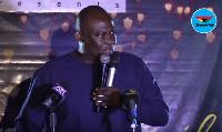 Ekwow Spio-Garbrah, Former NDC Flagbearer aspirant