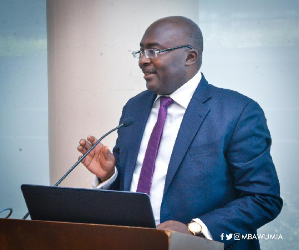 Digitisation will be disruptive to corruption – Bawumia