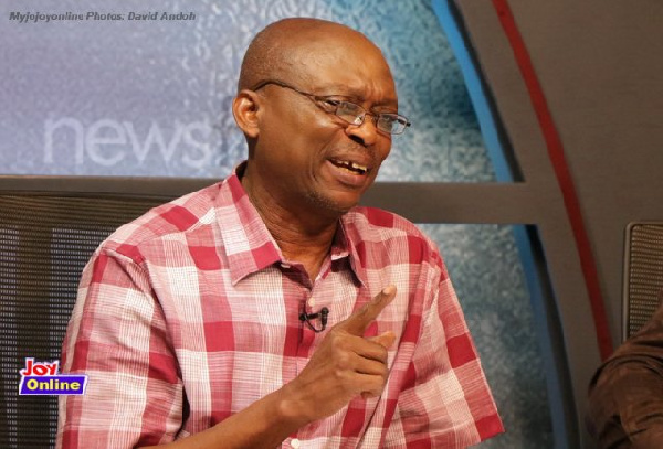 Kweku Baako Jnr exposes NDC in election of MMDCEs on partisan basis
