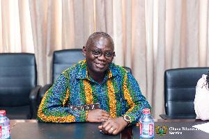 Professor Kwasi Opoku Amankwa, Director General of GES
