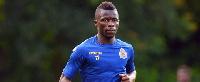 Nana Ampomah scored for Waasland-Beveren in their 2-0 win over Eupen