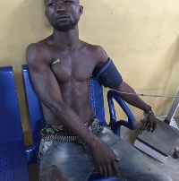 Suspect Nuhu Yakubu Mohammed