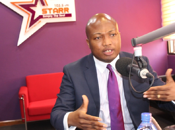 Samuel Okudzeto Ablakwa, Member of Parliament