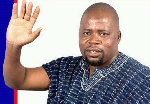 Alhaji Mohammed Donkor has been suspended by the NPP